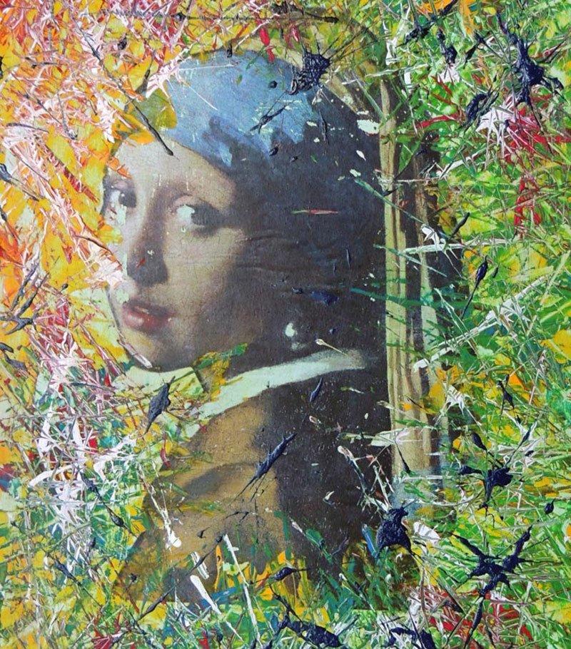 Pollock & Vermeer